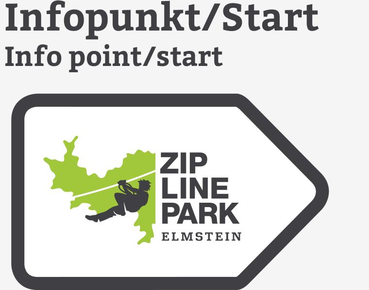 Identity Und Web Fur Ziplinepark Elmstein